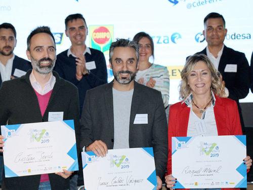V Jornada Jóvenes Ferreteros - Finalistas premio